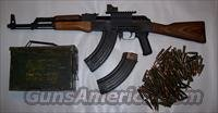 Tactical Romanian AK47  GP WASR - 10  7.62x39mm