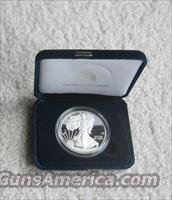 2012 AMERICAN EAGLE ONE OUNCE SILVER PROOF