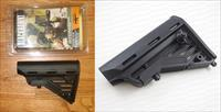 BLACKHAWK ADJUSTABLE MILSPEC RIFLE CARBINE BUTTSTOCK STOCK FOR AR15 AR-15 M4