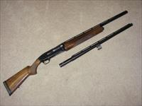 Browning Gold Light Hunter/Stalker 10 Guage Semi-Auto with Two Barrels