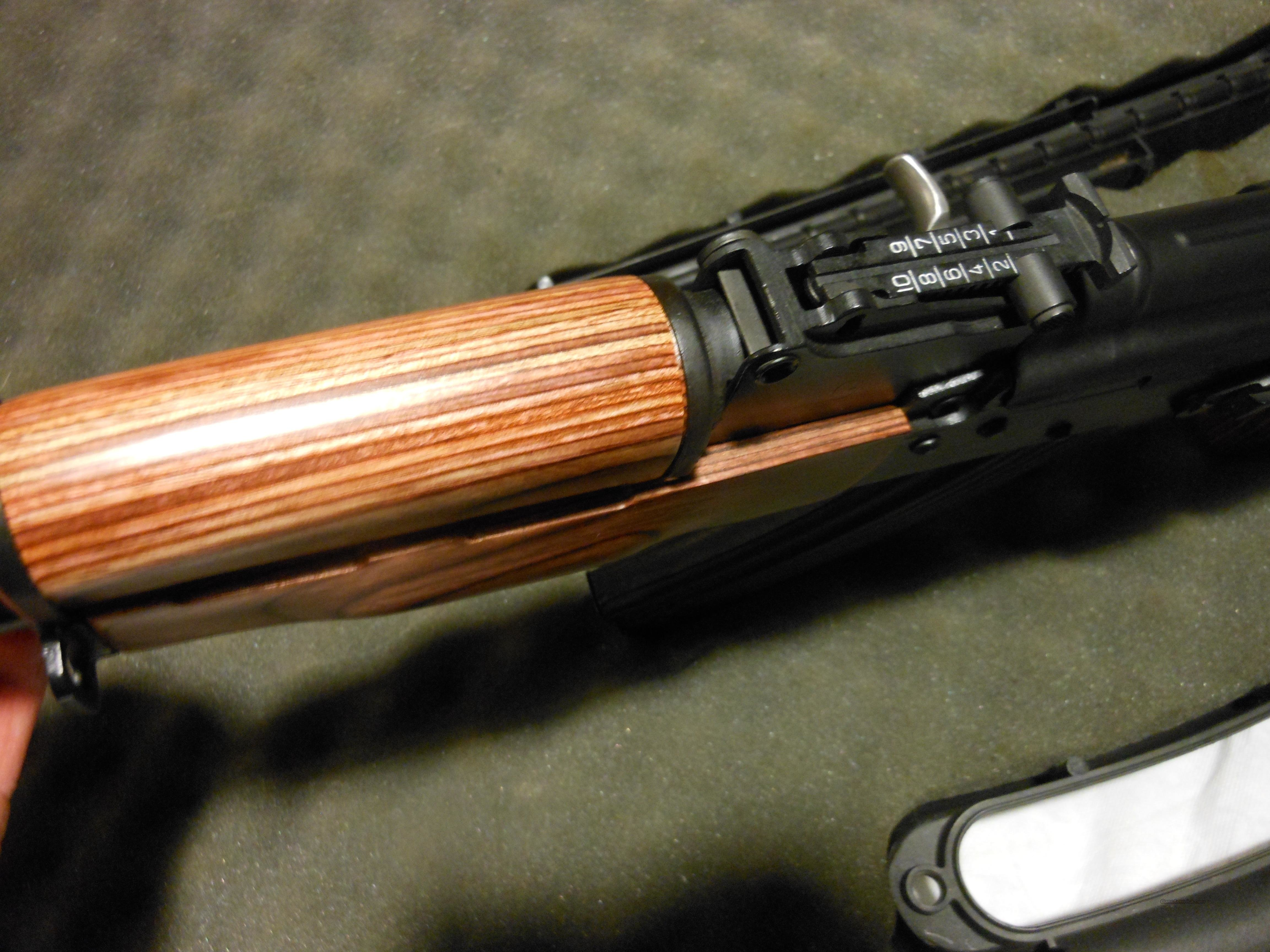 Ak47 laminated wood very rare wasr10 for sale for Laminated wood for sale