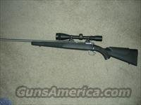 Savage Model 16 .223 Rem Stainless Left hand Bolt Action
