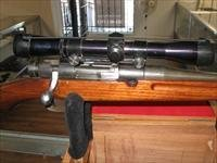 Arisaka .257 Roberts with Bushnell Scope
