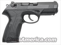 "Beretta Px4 Storm Double/Single Action Semi-Auto Pistol JXF5F25, 45 ACP, 4"", Polymer Grip, Black Matte Finish, 10 Rd"