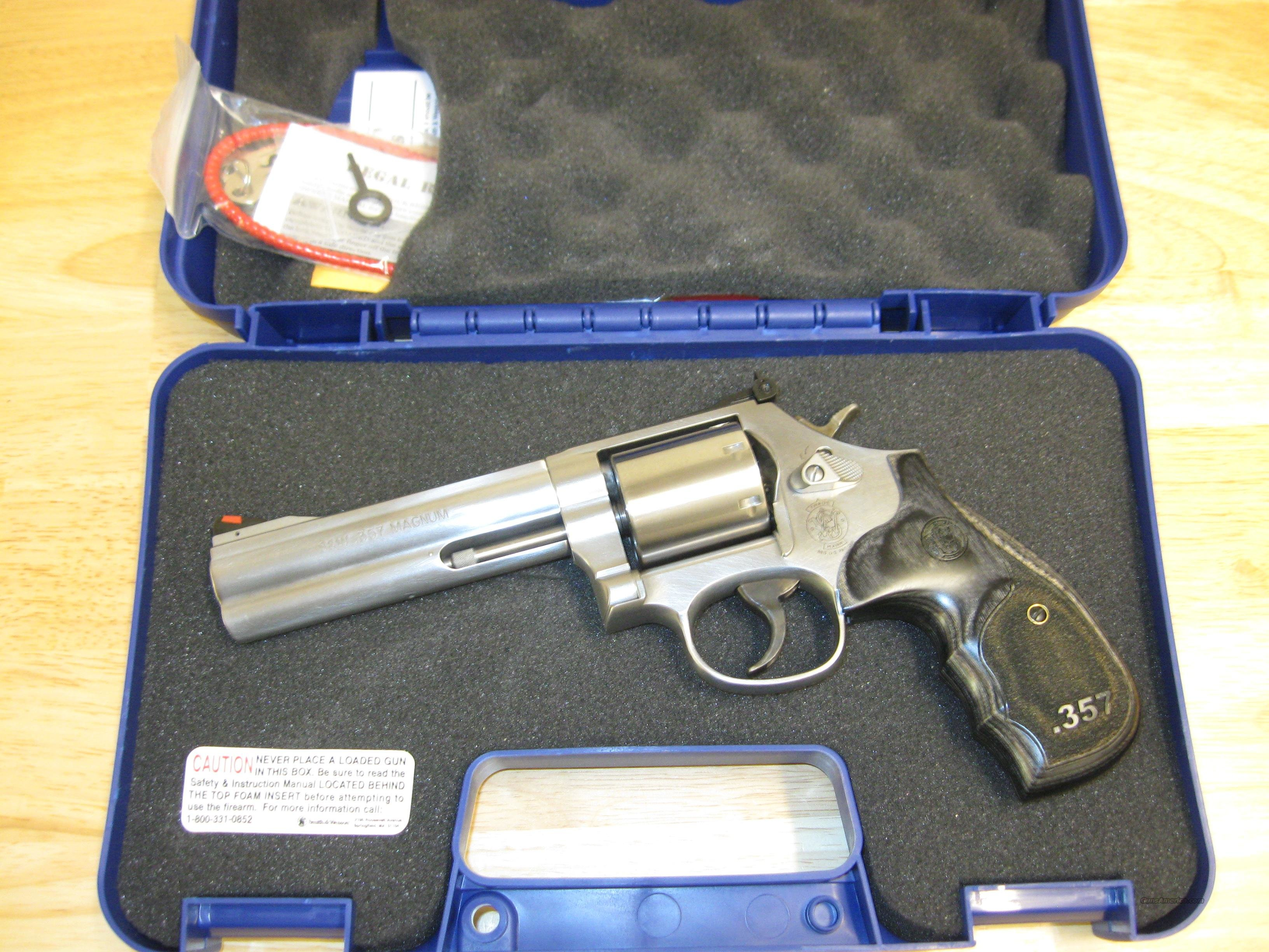 smith and wesson 686 3 5 7 magnum series 357 ma for sale