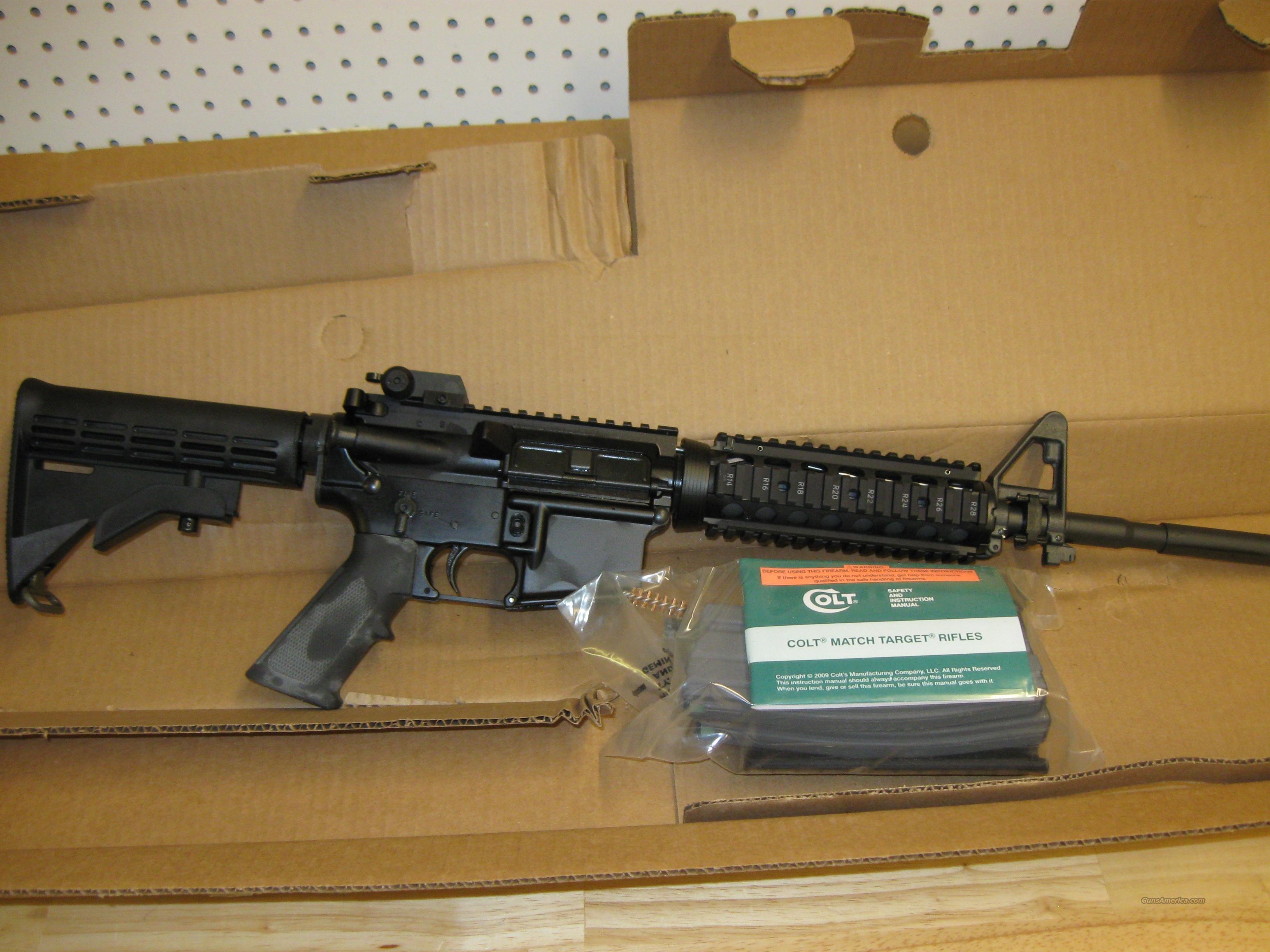 colt m4 carbine socom le6920 5 56mm 16 buis kn for sale rh gunsamerica com colt m4 carbine manual walther colt m4 manual