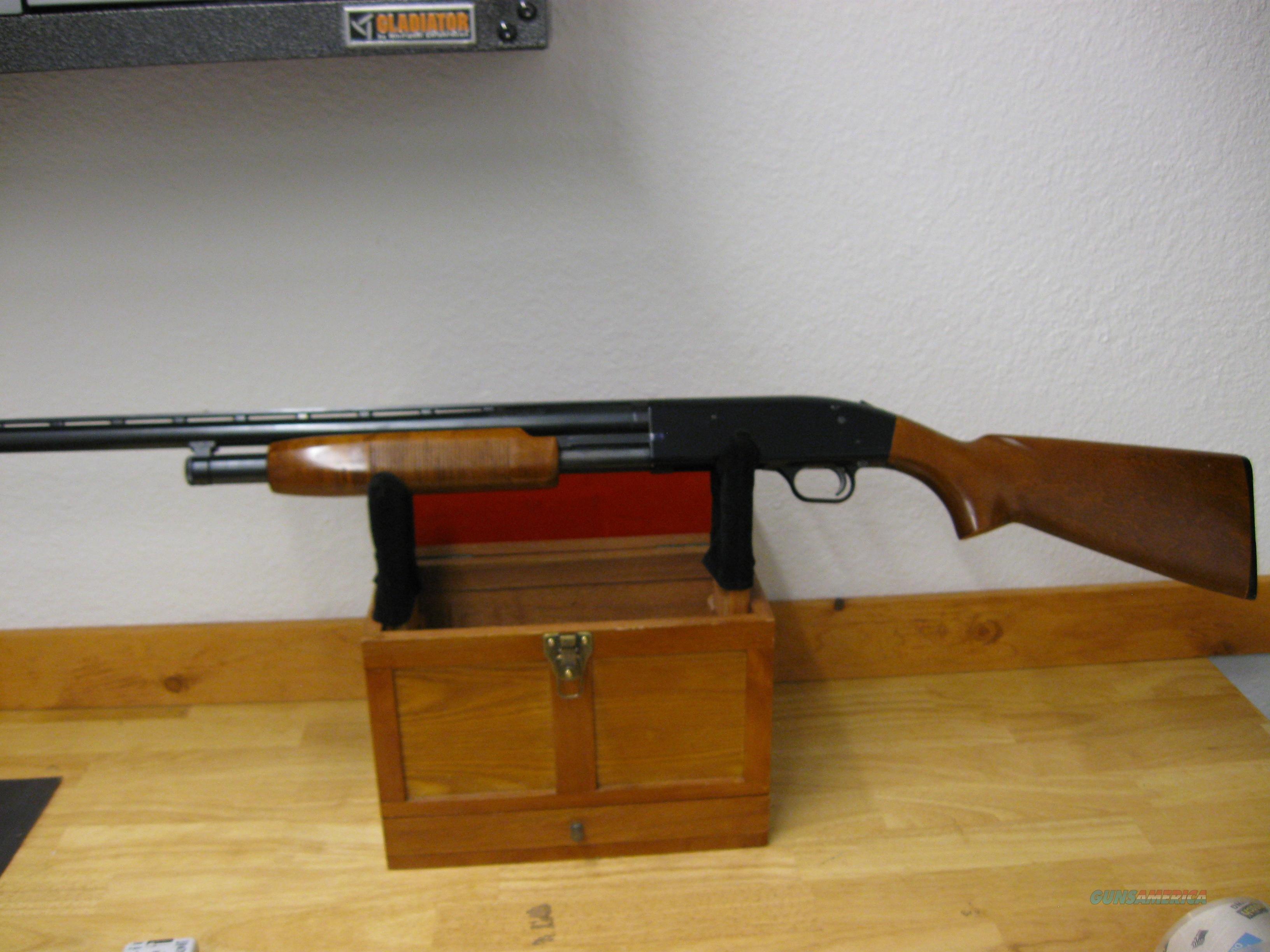 Mossberg 500AT 12GA Shotgun