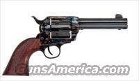 "TRADITIONS FRONTIER SA 45LC BL/WD 4.75"" 1873 SINGLE ACTION- GEN II"
