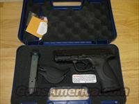 "Smith & Wesson Model M&P 45 Pistol 109107, 45 ACP, 4"", Polymer Grip, Black Finish, 10 Rd, Manual Safety, Lanyard Loop"