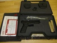"Springfield Model XD Package XD9101HCSP06, 9mm, 4"", Polymer Grip, Black Finish, 16 Rd"