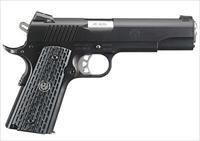 "RUGER SR1911 NIGHT WATCHMAN 45 ACP, TALO EXCLUSIVE, 5"", 8+1, 6709, BLACK NITRIDE FRAME/SLIDE"
