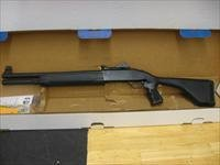 Mossberg 930 Special Purpose Semi-Auto Shotgun 85370, 12 Gauge, 18 1/2 in Cyl Bore, 3 in Chmbr, Pistol Grip, Matte Blue Finish, Ghost Ring Sight