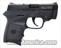Smith & Wesson Bodyguard Pistol 109380, 380 ACP, 2.75 in, Black Synthetic Grip, Black Melonite Finish, 6 Rd