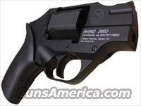"Chiappa Rhino 200D Double Action Only Revolver 340086, 357 Magnum, 2"", Black Grips, Black Finish, 6 Rd"