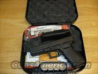 Glock 21 Gen 3 Standard Pistol PI2150203, 45 ACP, 4.60 in, Polymer Grip, Black Finish, Fixed Sights, 13 Rd