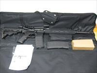 Ruger SR556E Semi-Auto AR-15 Rifle 5912, 223 Remington, 16 in, Collapsible Stock, Black Finish, 30 Rd