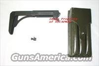 NEW UZI FOLDING STOCK w/Screw & Nut and 3 Mag Pouch NORINCO-VECTOR