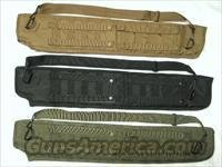 MOLLE TACTICAL SHOTGUN SCABBARD  Saiga 12 VEPR DDI  FN  Remington 870 - Benelli - Mossberg - VEPR 12 and All other Tactical Shotguns