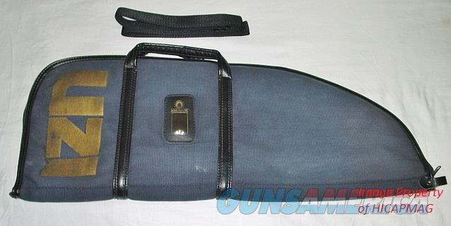 Uzi Carrying Cases for Sale!