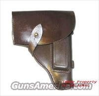 PPK / PPKS / HSC / MAKOROV / CZ / FEG / FEG mark II German JP Sauer 38H  European made quality leather flap style Magazine Mag Holster