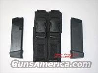 2 Glock 19 DF 17rd Magazine Mag pouch & +2 bases New  Magazines