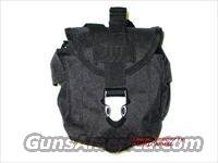 Saiga 12 / DDI ProMag 10/12 round Drum Magazine Mag Pouch in Black/O.D. Green and ACU