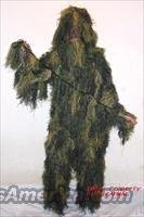 4 Piece PREMIUM TACTICAL GHILLIE SUIT Youth Size 14-16