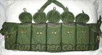 AR15 - HK 91 / G3 - AK 47 - M1A  /M14 - FN FAL- AR10 AR 15 Magazine Ammo Mag  Chest Pouch- NEW