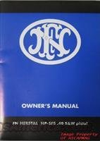 Factory Original FN BROWNING .40 HI POWER MANUAL for Gun & Magazine HIGH POWER/ HP