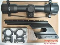 Remington Shotgun Mount w / 4x32 Scope 870 /1100 / 1187