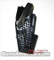 Beretta 92 / 92F / M9 / Tarus Safariland Police Duty Holster Exc. Condition.