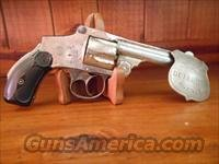 "5th Model S&W Safety .38 S&W Hammerless ""lemon squeezer"
