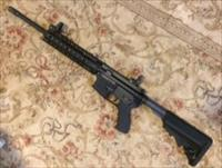 LMT Guardian Lower with S&W M&P 15T Upper with Quad Rail