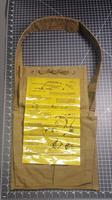 M18A1 U.S. Claymore Mine Bag w/Instructions