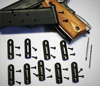 1911 Magazine 'Drill & Tap' Competition Weight Kit