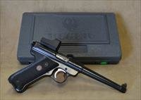 10105 Ruger MKIII w/Burris Sight - 22 LR - Consignment