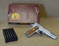 Colt Government - 45 ACP w/6 magazines - Consignment