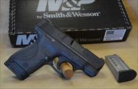 SALE 10034 Smith & Wesson M&P40 Shield - 40 S&W - No safety