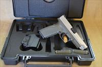 Springfield Armory XDM OD Green/Bitone Package - 40 S&W - As New in box