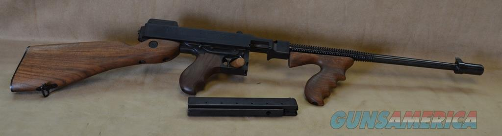 Auto Ordnance Thompson 1927 A1 Tommy Gun 45 ACP Consignment Used
