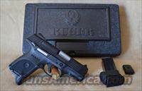 3314 Ruger SR9C Black - 9mm