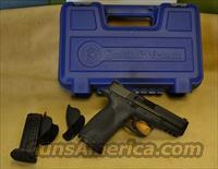 209301 Smith & Wesson M&P - 9mm - No thumb safety