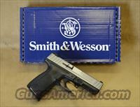 223400 Smith & Wesson SD40VE - 40 S&W