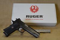 6709 Ruger SR1911 Night Watchman Talo - 45 ACP