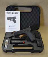 Sphinx SDP Compact - 9mm - NIB - Consignment