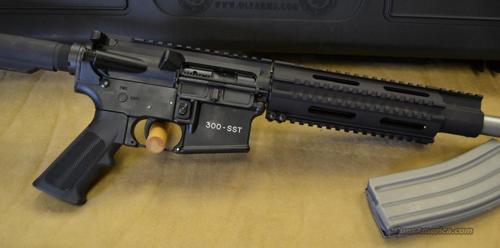 K16SST300BO Olympic Arms K16SST - 300 AAC Blackout - Exclusive