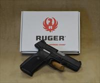 3340 Ruger SR9E Black - 9mm