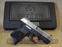 3313 Ruger SR9C Stainless - 9mm