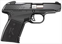 "96430 Remington R51 Single 9mm Luger +P 3.4"" 7+1 Black Polymer Grip Black Stainless Steel"