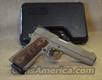 IJ16 Iver Johnson 1911 Eagle Tan - 45 ACP